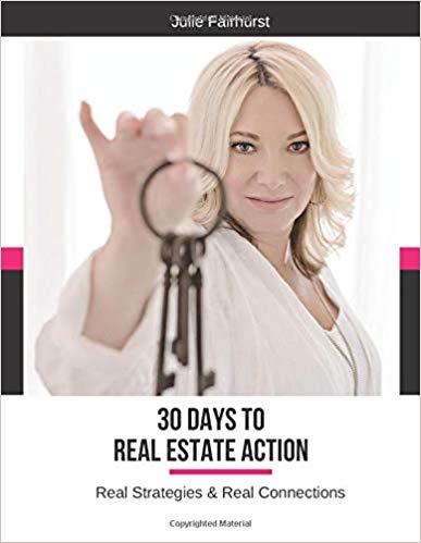 julie 30 days real estate action cover